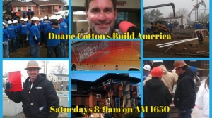Duane Cotton Build America