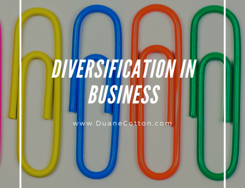PODCAST:  Diversification in Business